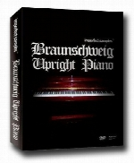 وی اس تی پیانوBraunschweig Upright Piano Pro Edition Kontakt