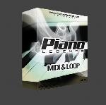 لوپ های پیانو رپIndustry Kits Piano Legends WAV MiDi
