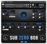 وی اس تی باسEcho Sound Works – Sub Zero 808 (KONTAKT)