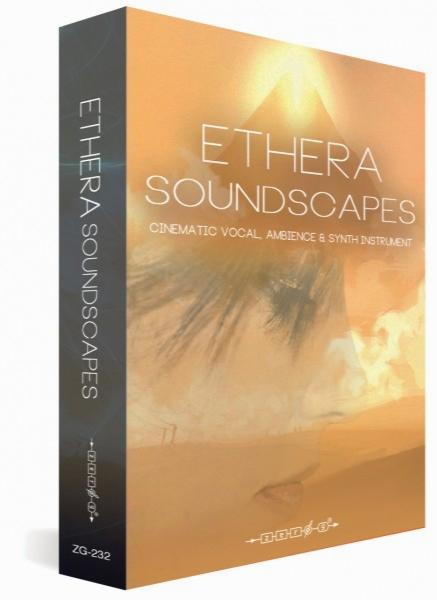 وی اس تی فضاسازی / Zero-G ETHERA Soundscapes KONTAKT