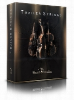 Musical Sampling Trailer Strings KONTAKT