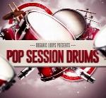 لوپ و درام کیت پاپOrganic Loops Pop Session Drums WAV