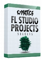 Cymatics FL Studio Projects Selects FLP