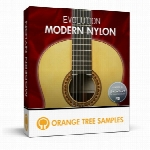وی اس تیOrange Tree Samples Evolution Modern Nylon
