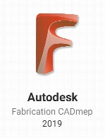 Autodesk Fabrication CADmep 2019 x64