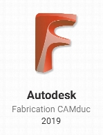 Autodesk Fabrication CAMduct 2019 x64