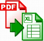 PDF To Excel Converter 4.8