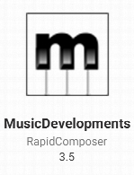 MusicDevelopments RapidComposer 3.5