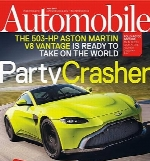AutoMobile USA - July 2018