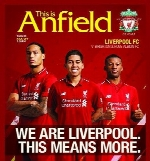 This is Anfield - Liverpool FC Programmes - 14 May 2018