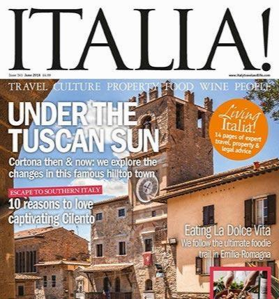Italia Magazine - June 2018