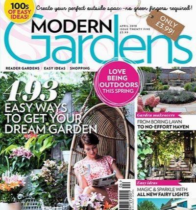 Modern Gardens - April 2018