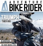 Adventure Bike Rider - March April 2018