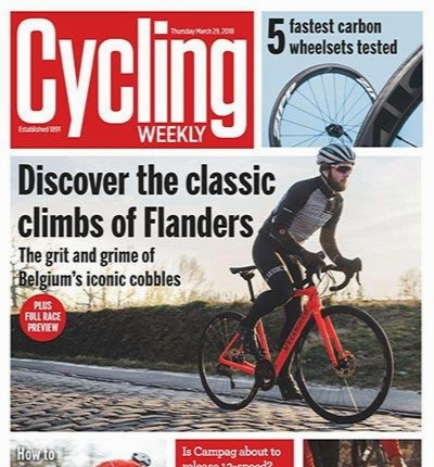 Cycling Weekly - March 29 2018