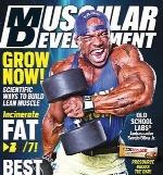 Muscular Development - May 2018