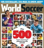 World Soccer - April 2018