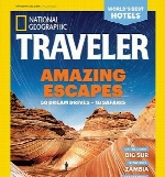 National Geographic Traveler - April 2018