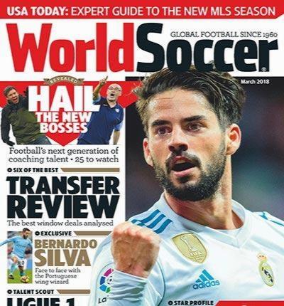 World+Soccer 2018-03-01