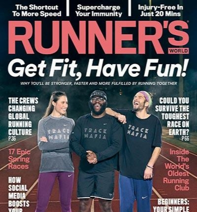 Runners World 2018-03-01