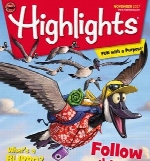 Highlights for Children November 2017