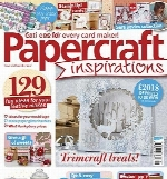 PaperCraft Inspirations 2017-12-01