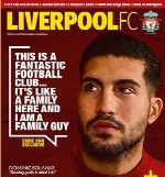 Liverpool FC Magazine November 2017