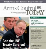 Arms Control Today - April 2017