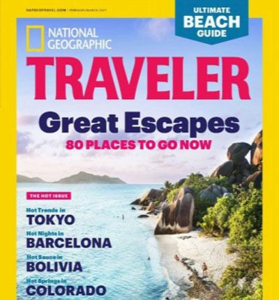 National Geographic Traveler - February - March 2017
