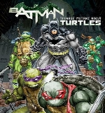 Batman Teenage Mutant Ninja Turtles v01 2016