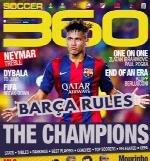 Soccer 360 - July August 2015