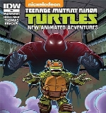 Teenage Mutant Ninja Turtles - New Animated Adventures - issue 023 - 2015