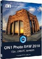 ON1 Photo RAW 2018.5 12.5.0.5533 x64