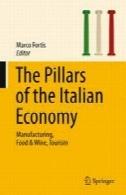 ارکان اقتصاد ایتالیا: تولید، محصولات غذایی و آمپر؛ آمپر؛ شراب، گردشگریThe Pillars of the Italian Economy: Manufacturing, Food & Wine, Tourism