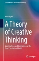 یک نظریه تفکر خلاق: ساخت و تایید مدل گردش دوگانهA Theory of Creative Thinking: Construction and Verification of the Dual Circulation Model