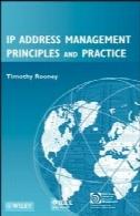 IP نشانی اصول و عمل مدیریت (IEEE سری مطبوعات در مدیریت شبکه)IP Address Management Principles and Practice (IEEE Press Series on Network Management)