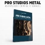 HDRI فلز برای GSG GreyscaleGorillaPro Studios Metal