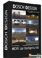 Dosch HDRI Car Backgrounds