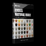 Cycles Material Vault Vol.1