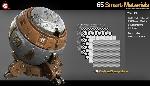 65 متریال اسمارت صنعتی برای Substance Painter65 Industrial Smart Material