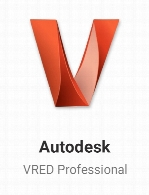 Autodesk VRED Professional 2019.1 x64