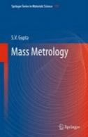 توده علم اوزان ومقادیرMass Metrology
