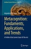 فراشناخت: بنیاد، نرم افزار، و روند: مشخصات جریان دولت از هنر،Metacognition: Fundaments, Applications, and Trends: A Profile of the Current State-Of-The-Art