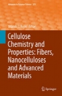 سلولز شیمی و خواص: الیاف، Nanocelluloses و مواد پیشرفتهCellulose Chemistry and Properties: Fibers, Nanocelluloses and Advanced Materials