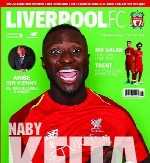 Liverpool FC Magazine August 2018