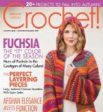 Crochet – Autumn 2018