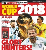 World Soccer – The Complete Guide to World Cup 2018