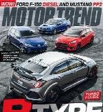 Motor Trend – August 2018
