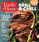 Taste of Home – May 2018