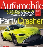 Automobile USA – July 2018