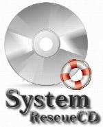 SystemRescueCd 5.3.0 x86